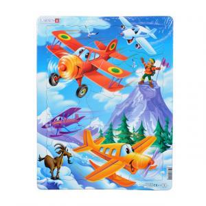 20 Parça Maxi Puzzle  : Uçaklar